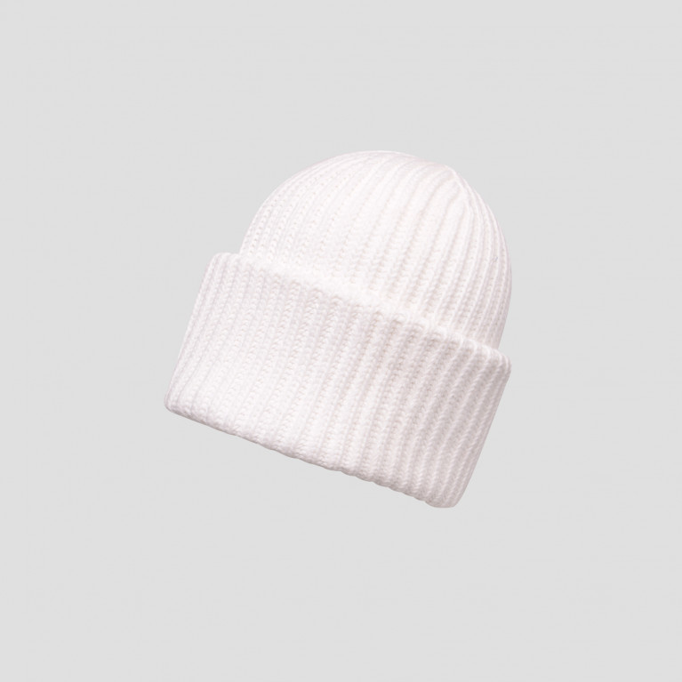 HAT BEANY OFF WHITE