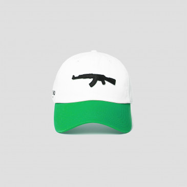 Cap COLORS CAP GREEN