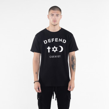 T-shirt CO TEE BLACK