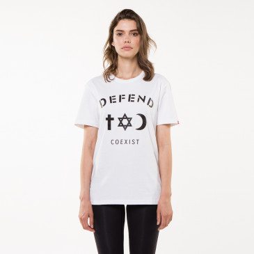 T-shirt CO TEE WHITE