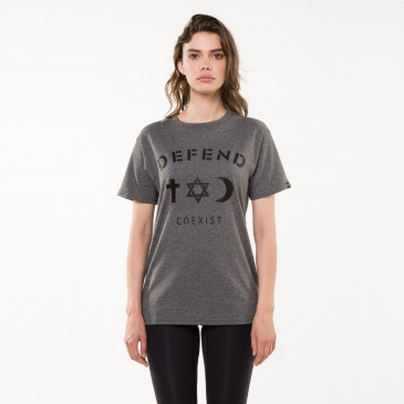 T-shirt CO TEE GREY