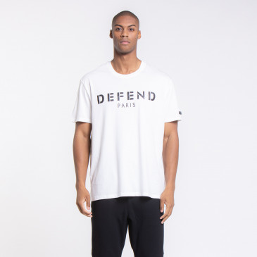 T SHIRT DEFEND EASY OFF WHITE