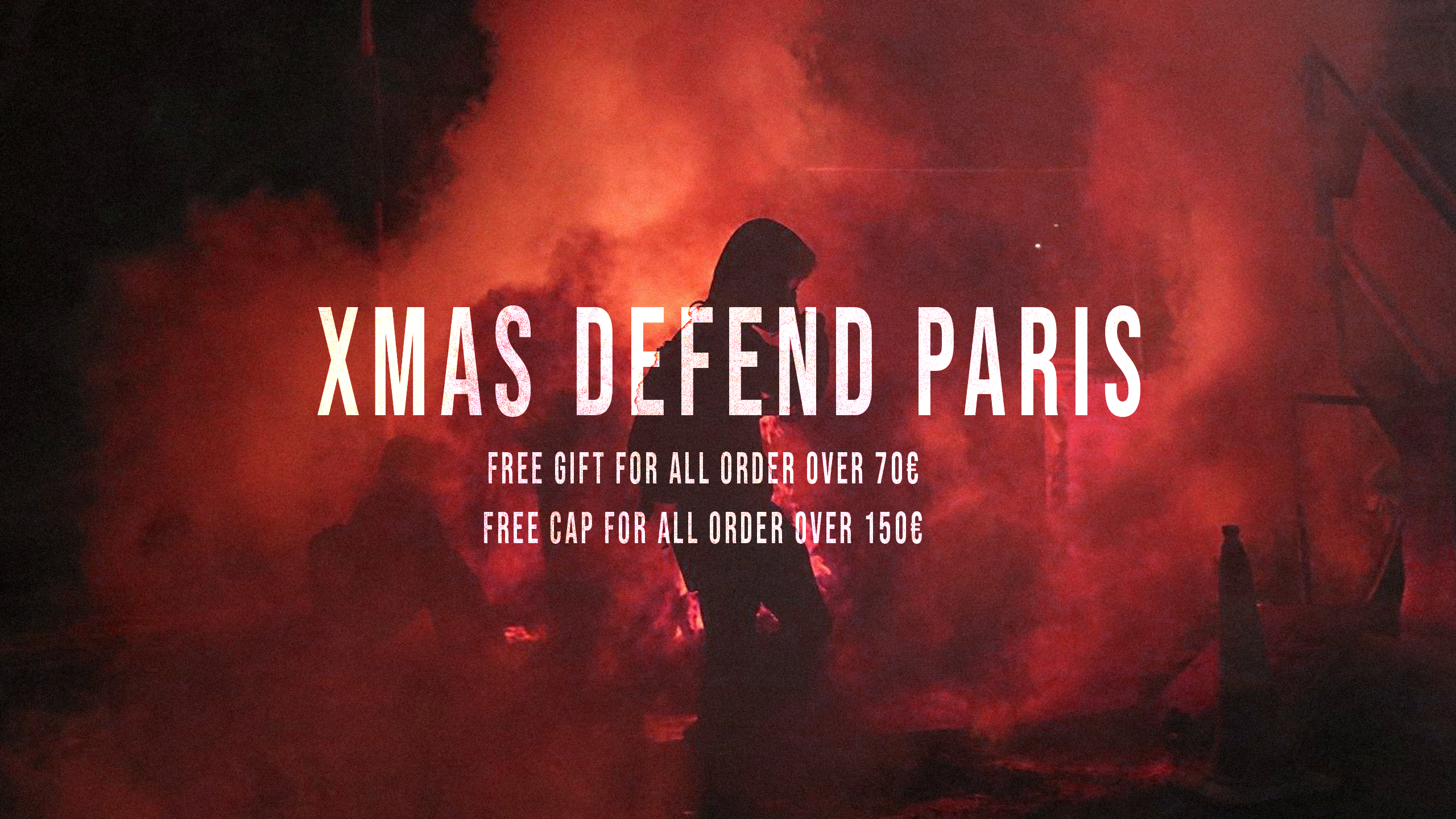 Defend París Streetwear Clothes And Accessories